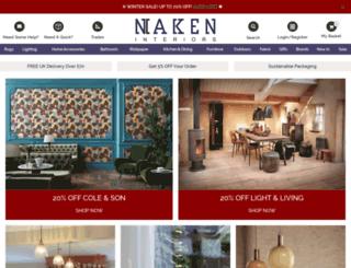 naken.co.uk screenshot