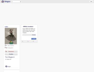 nako.blogcu.com screenshot