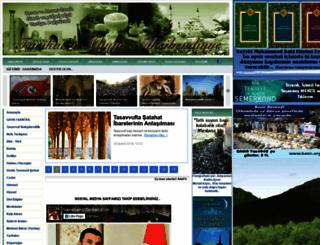 naksibenditarikati.com screenshot
