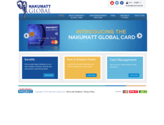 nakumattglobal.com screenshot