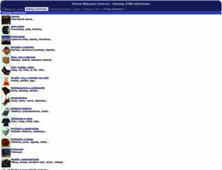 nakupne-centrum.sk screenshot
