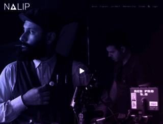 nalip.org screenshot