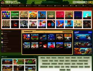 nalle-puh.1001pelit.com screenshot