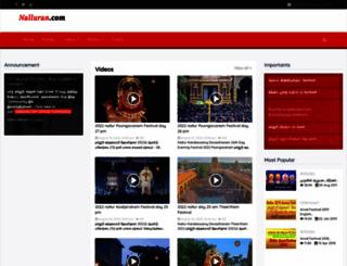 nalluran.com screenshot
