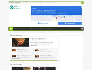 namazdualari.net screenshot