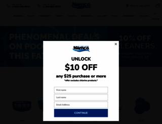 namcopoolstore.com screenshot