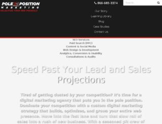 nameastar.polepositionmarketing.com screenshot