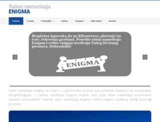 namestajenigma.co.rs screenshot