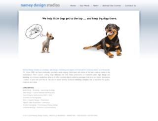 nameydesign.com screenshot