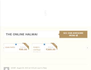namkeensinbox.com screenshot