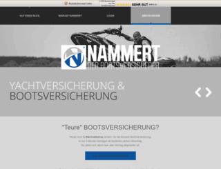 nammert24.de screenshot