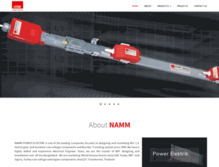 nammpower.com screenshot