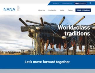nana-dev.com screenshot