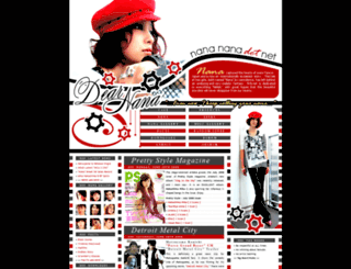 nana-nana.net screenshot
