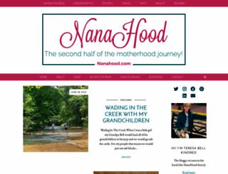 nanahood.com screenshot