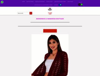 nanamoda.com screenshot
