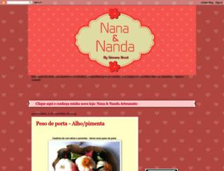 nananandaartesanato.blogspot.com screenshot