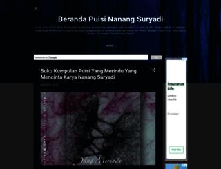nanangsuryadi.blogspot.com screenshot