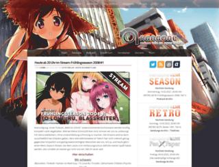 nanaone.net screenshot