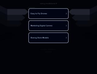 nancy-modelisme.fr screenshot