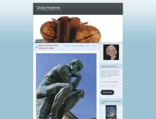 nancycurteman.wordpress.com screenshot