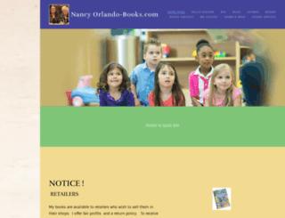 nancyorlando-books.com screenshot