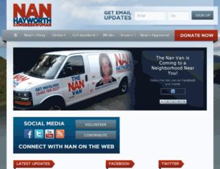 nanhayworth.netboots.net screenshot