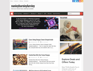 naniey.com screenshot