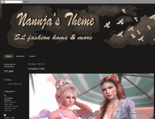 nannjapanana.blogspot.de screenshot