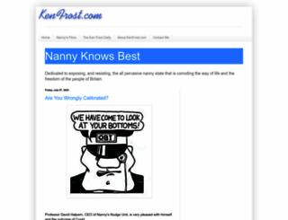 nannyknowsbest.blogspot.co.uk screenshot
