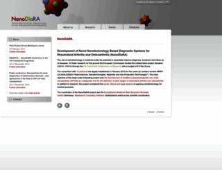 nanodiara.eu screenshot