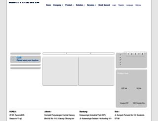 nanosng.com screenshot