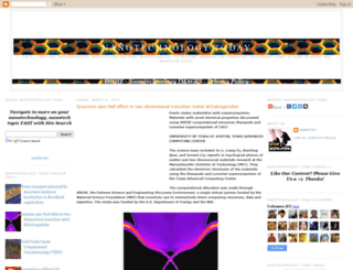 nanotechnologytoday.blogspot.com screenshot