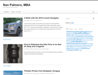 nanpalmero.com screenshot