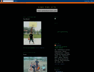 nansarunai.blogspot.com screenshot