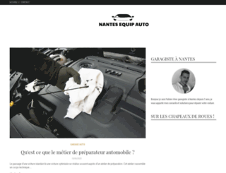 nantesequipauto.fr screenshot