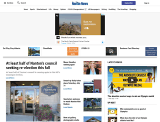 nantonnews.com screenshot