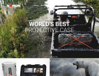 nanukcase.com screenshot