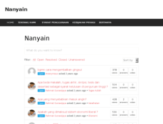 nanyain.co screenshot