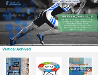 naomitech.com screenshot