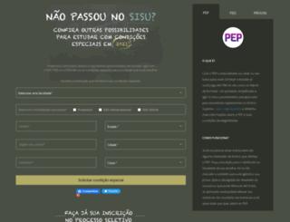 naopasseinosisu.com.br screenshot