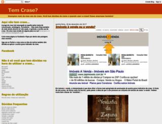 naotemcrase.com screenshot