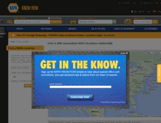 napalocator.com screenshot