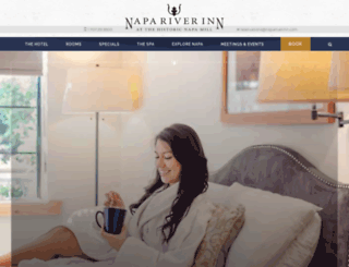 napariverinn.com screenshot