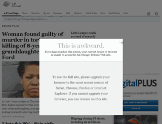 napervillesun.suntimes.com screenshot
