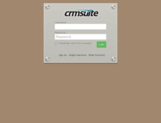 napletongroup.crmsuite.com screenshot