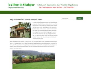 naplotsinshahpur.buyandsellflats.com screenshot