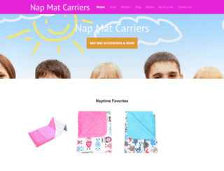 napmatcarriers.com screenshot