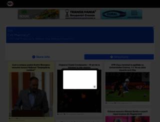 napocanews.ro screenshot