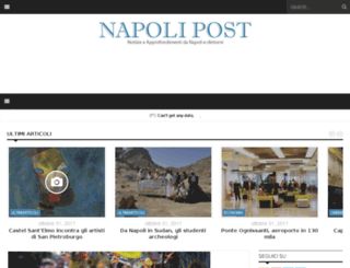 napolipost.com screenshot